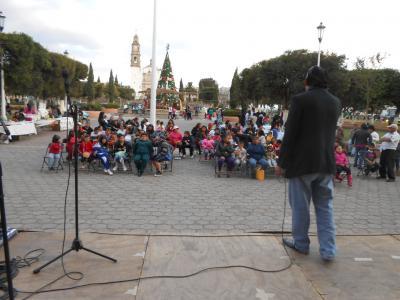FESTIVAL NAVIDEÑO 2013 - Presentando Villancicos Inéditos