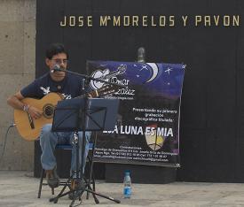 En la Alameda de Cuautla, Morelos