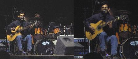 En la Feria del Maguey y la Cebada Apan 2007