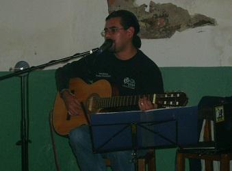 En Café Bar Santa Fe de Apan