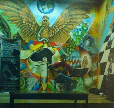 En Casa de la Cultura de Calpulalpan, Tlax.