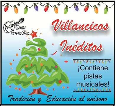 DISCO DE VILLANCICOS INÉDITOS