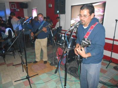 Reencuentro con el MITO SUBVERSIVO - ENCUENTRO DE BANDAS DE ROCK - Apan Marzo 14