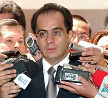 México: El cuerno de la corrupta abundancia.