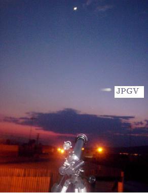 DE VENUS A JPGV
